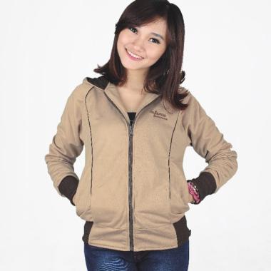 Catenzo Jaket Wanita Women Jacket DA051
