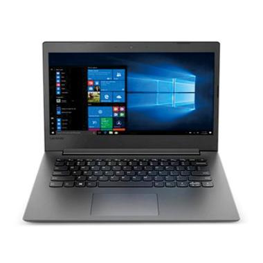 harga Lenovo Ideapad 130-AMD A4-9125 Laptop - Black [Windows 10/ HDD 500GB/ RAM 4GB/ AMD Radeon R3 Shared 00ID] Blibli.com
