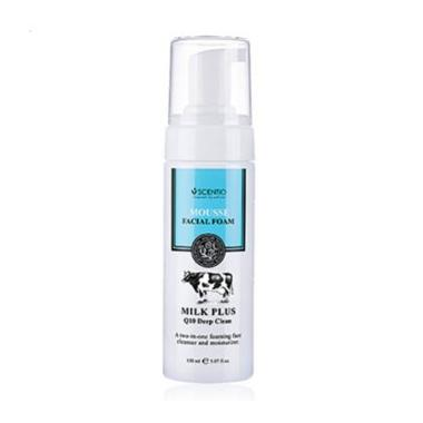 harga BEAUTY BUFFET Scentio Milk Plus Q10 Deep Clean Mousse Facial Foam [150 mL] Blibli.com