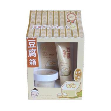 harga BEAUTE RECIPE Tofu Hydration Set Blibli.com