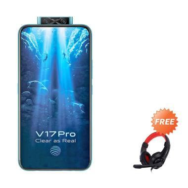 harga VIVO V17 Pro Smartphone [12GB/ 8GB] + Free Headphone Blibli.com