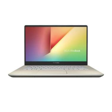 harga ASUS S430FN-EB735T [90NB0KM5-M04470] (Core i7-8565U/MX150-2GB VRAM/8GB/512G PCIe/WIN 10/ ICICLE GOLD / NO ODD /14