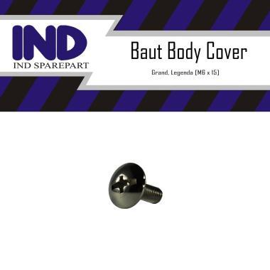 harga IND Onderdil Baut Body Cover Grand & Legenda M6x15 Blibli.com