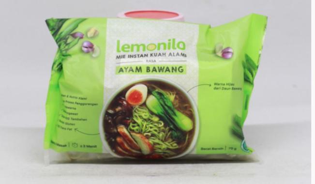 harga Lemonilo Ayam Bawang Mie Instan [70 g] Blibli.com