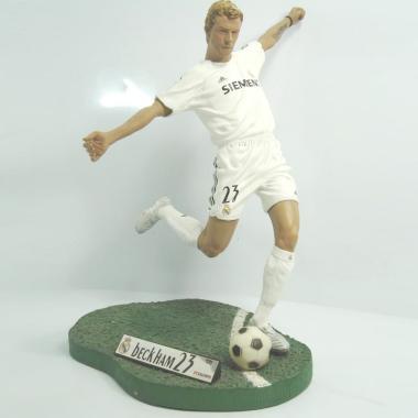 Ft Champs David Beckham Real Madrid Soccer Futbol 6 inch 15 cms Figure LA Galaxy