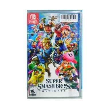 Nintendo Switch Super Smash Bros Ultimate Video Game