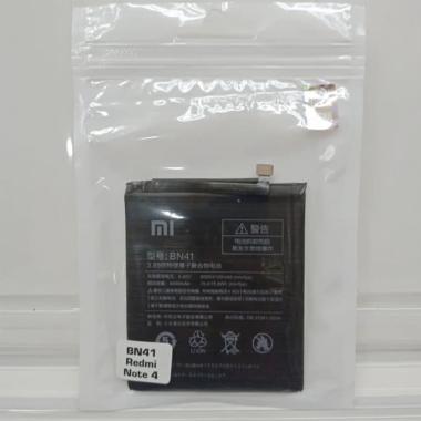 harga Xiaomi Baterai Handphone for Xiaomi Redmi Note 4, Xiaomi BN-41, Xiaomi BN41 Blibli.com