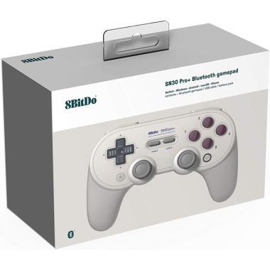 Nintendo Switch, PC, mac, Android, Steam 8Bitdo Sn30 Pro+ Bluetooth - G Edition