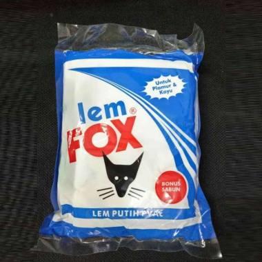 harga Fox  Latex Glue Wegabond Slime Thai Lem [Sachet/ 600 g] Blibli.com