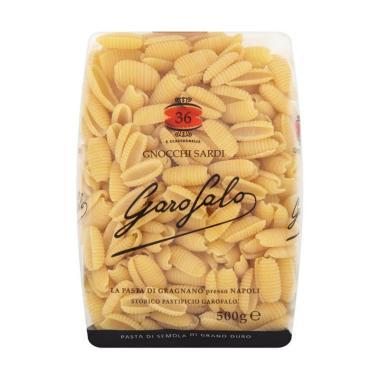 harga Garofalo Gnocchi Sardi Makanan Khas Italia [500 g] Blibli.com