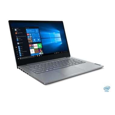 harga Lenovo ThinkBook 14-IIL 20SL00EPID NoteBook - Mineral Grey [14.0FHD/ Intel Core i5-1035G7/ 8GB/ 512GB SDD/ Win10+OHS] Blibli.com