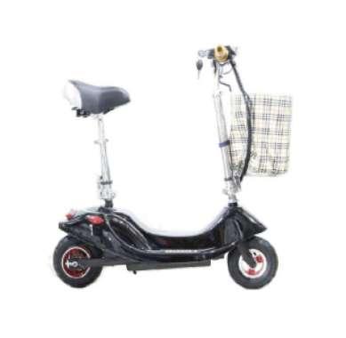 harga Selis E-Scooter - Black Blibli.com