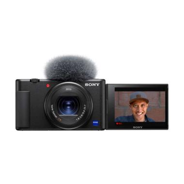 harga Sony ZV-1 Digital Camera Black Blibli.com