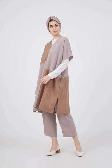 Berrybenka Inara Combination Dress