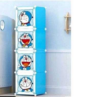 Lemari Plastik Doraemon Harga Termurah April 2021 Blibli