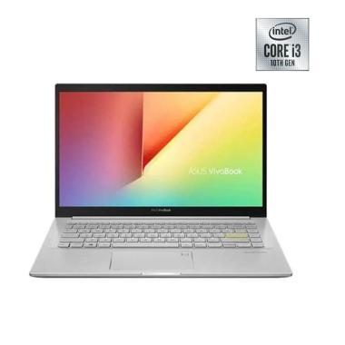 ASUS K413FA-EK301T Notebook - Silver [I3-10110U/8GB/512GB SSD/UMA/14