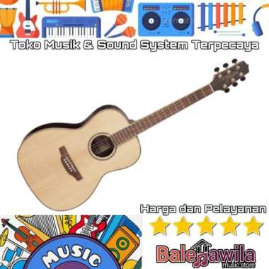 harga Gitar Akustik Elektrik TAKAMINE GY93NAT GY 93 NAT GY93 NAT GY 93NAT ORIGINAL TAKAMINE GY93 New Yorker Parlor Acoustic-Electric Guitar Natural ORIGINAL Blibli.com