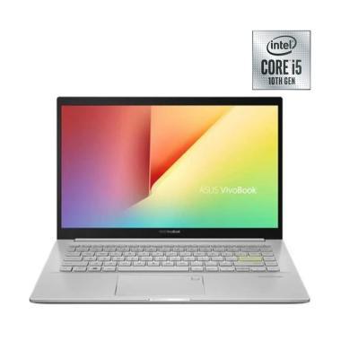 Asus K413FQ-EK503T Notebook - Gold [i5-10210U/ 8GB/ 512GB SSD/ MX350/ 14 Inch FHD/ Win10]