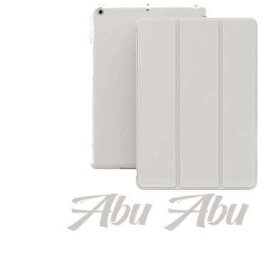 harga Sarung buku Case Casing HP SmartCase Apple Ipad Mini 1 / 2 / 3 / Retina, Ipad Mini 4, Ipad Mini 5, FlipCover Sarung Dompet - Abu-Abu Apple iPad Mini 1/2/3/4 Series Blibli.com