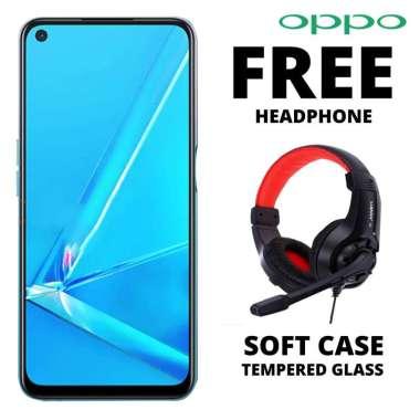 harga Oppo A92 6-128 GB Free Headphone  Hitam Blibli.com