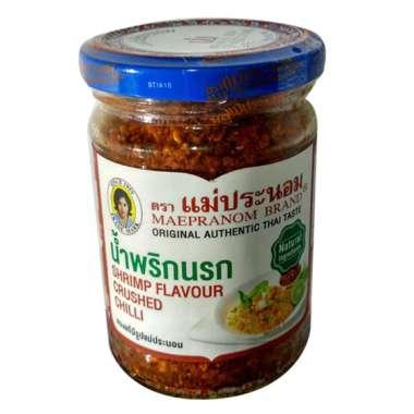 harga Mae Pranom Shrimp Crushed Chili 134 Gr Blibli.com