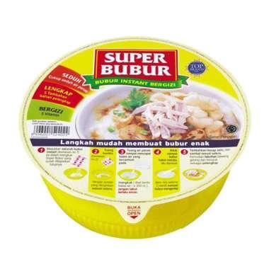 harga Super Bubur Ayam Cup 64G Blibli.com