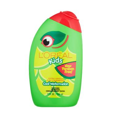 L'oreal Kids Cool Watermelon Shampoo [265 mL]