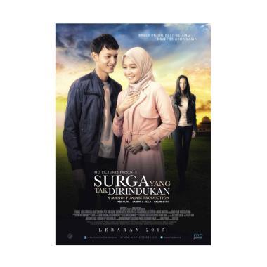 NAV Surga Yang Tak Dirindukan Original DVD Movie