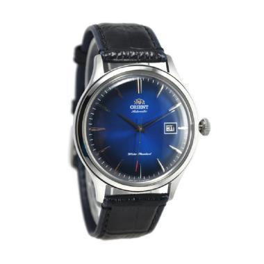 Orient FAC08004D0 Jam Tangan Pria - Hitam Ring Silver