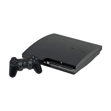 Sony Playstation 3 Slim Game Console [120 GB/ Grade A/ Refurbished]