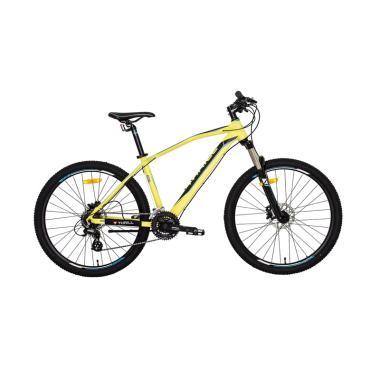 Thrill Vanquish 3.0 27.5X17AFMT Sepeda MTB - Yellow