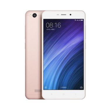 Xiaomi Redmi 4A Smartphone - Rose Gold [16 GB/2 GB/4G LTE]