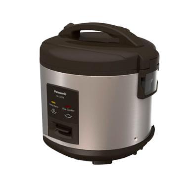 Panasonic SR-CEZ18DBSR Rice Cooker - Deep Brown [1.8L]
