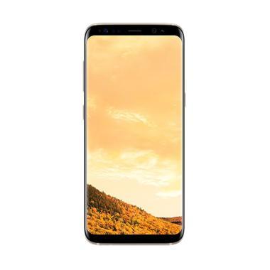 Samsung Galaxy S8 Smartphone - Gold [64GB/ RAM 4GB]