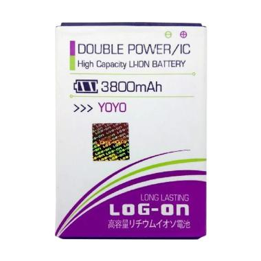 Log On Double Power Battery for Oppo Neo 3 [3800 mAh]
