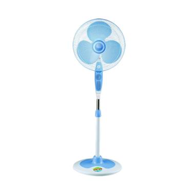 Miyako KAS1629KB Duo Kipas Angin [Stand Fan/ Desk Fan]