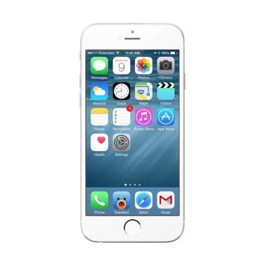 Jual Apple iPhone 6 16 GB Smartphone - Silver [Refurbish] Harga Rp 6350000. Beli Sekarang dan Dapatkan Diskonnya.