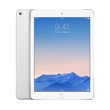 Apple New iPad 32 GB 2017 Tablet - Silver [Wifi Only/ 9.7 Inch]