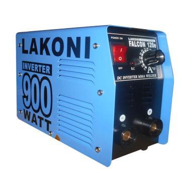 Lakoni Falcon 120E Mesin Las Inverter - Biru [900 W]