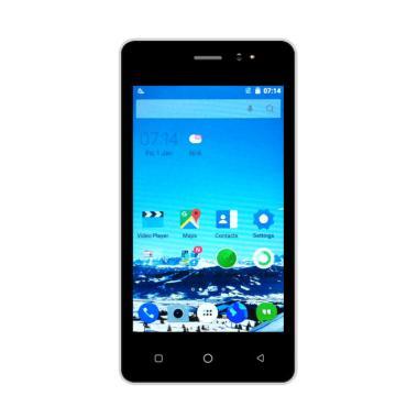 Evercoss A74J Jump T4 Smartphone - Putih [8 GB]