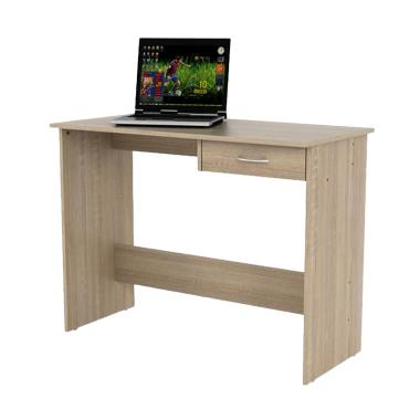 JYSK Desk Karup Sonoma Oak Meja Kantor [100x48x76 cm]