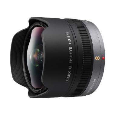 Panasonic Lumix G Fisheye 8mm f/3.5 (H-F008E)