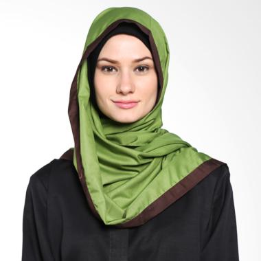 Tatuis Pashmina Damour 048 Pashmina Hijab - Green