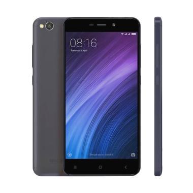 Xiaomi Redmi 4A Prime Smartphone - Grey [32 GB/2 GB/Garansi TAM]
