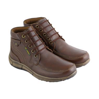 JK Collection Boots Sepatu Pria JWY 319