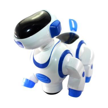 Yoyo Robot Anjing Menggemaskan Minan Edukasi