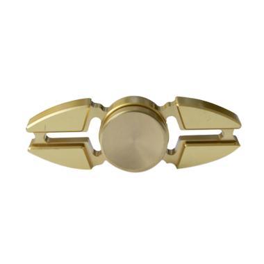 PREMIUM Shuriken 2 Arms (Brass) R18 ... et Spinner Mainan Edukasi
