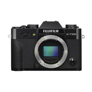 fujifilm x-t20 body (black)