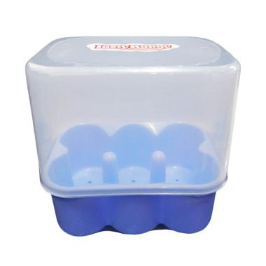 Lusty Bunny Drying Rack Kotak - Blue