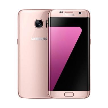 Samsung Galaxy S7 Edge Smartphone - Pink [32GB/ 4GB]